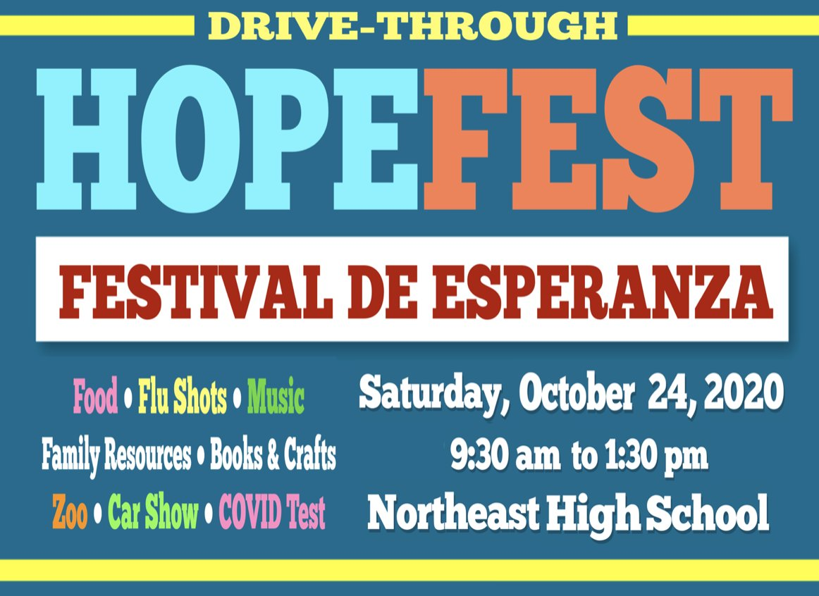 Hopefest Flyer